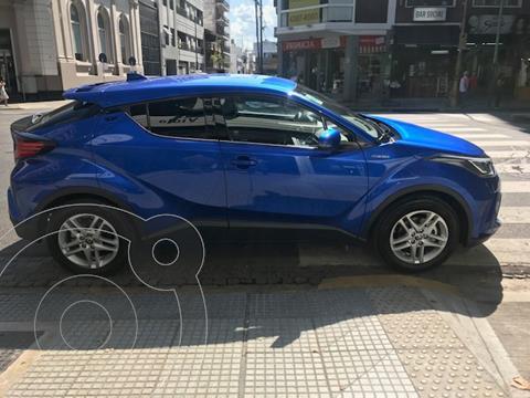 Toyota C-HR HV 1.8 eCVT usado (2020) color Azul Metalizado precio u$s39.500