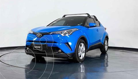 Toyota C-HR 2.0L usado (2019) color Azul precio $377,999