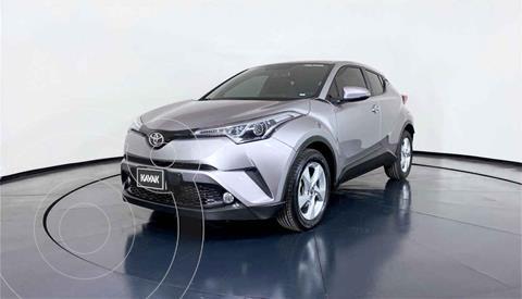 Toyota C-HR 2.0L usado (2018) color Plata precio $344,999