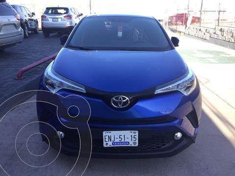 Toyota C-HR 2.0L usado (2019) color Azul precio $335,000