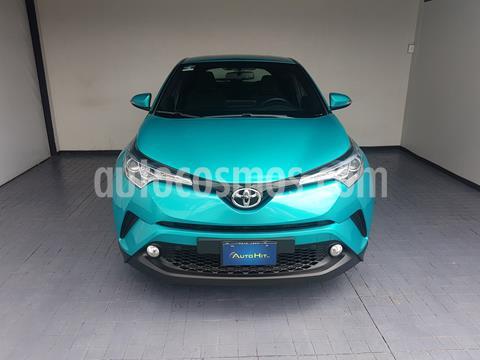 Toyota C-HR 2.0L usado (2018) color Celeste precio $349,000