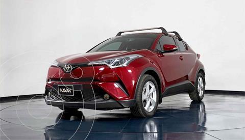 Toyota C-HR 2.0L usado (2018) color Rojo precio $363,999