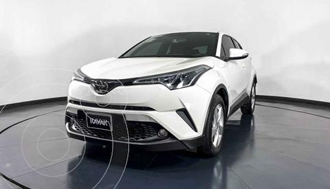 Toyota C-HR 2.0L usado (2018) color Blanco precio $349,999