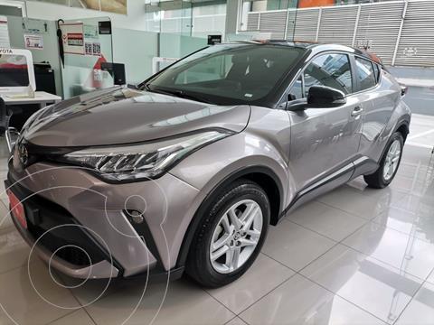 Toyota C-HR 2.0L usado (2020) color Plata Dorado precio $388,000