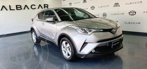 Toyota C-HR 2.0L usado (2019) color Plata Dorado precio $379,900