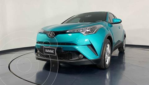 Toyota C-HR 2.0L usado (2018) color Verde precio $349,999