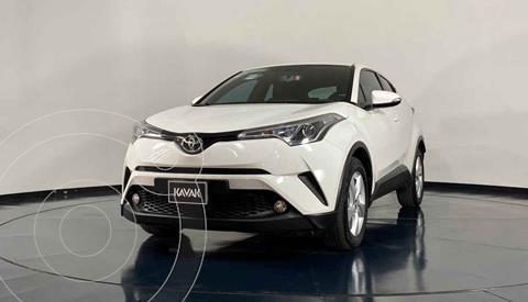 Toyota C-HR 2.0L usado (2018) color Blanco precio $357,999