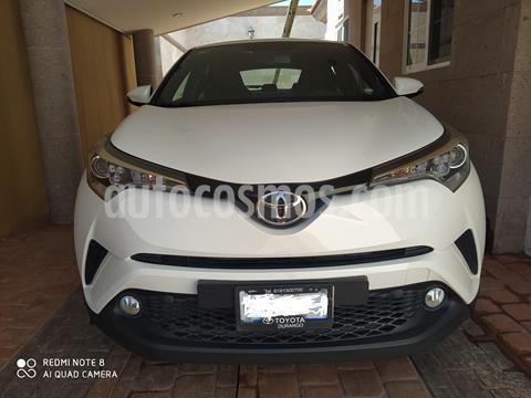 Toyota C-HR 2.0L usado (2019) color Blanco precio $332,000