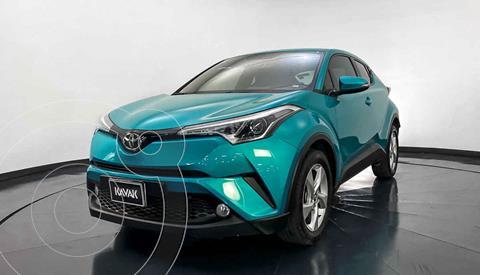 Toyota C-HR 2.0L usado (2018) color Azul precio $334,999