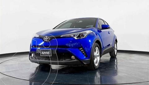 Toyota C-HR 2.0L usado (2018) color Azul precio $342,999