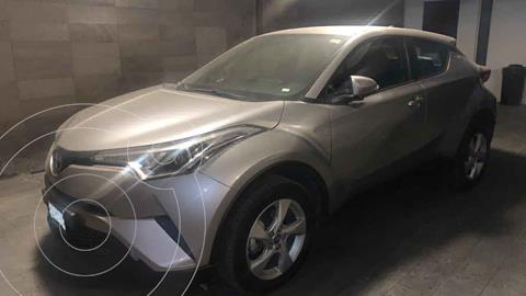 Toyota C-HR 2.0L usado (2018) color Plata precio $335,000