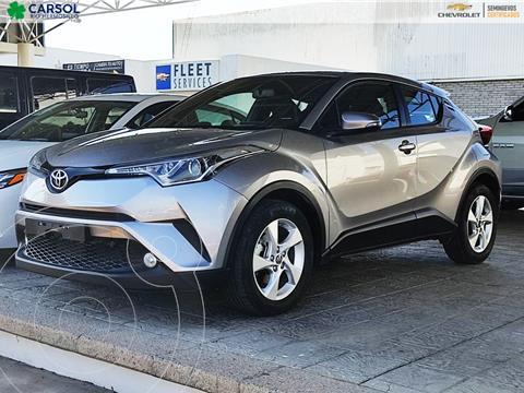 Toyota C-HR 2.0L usado (2019) color Plata Dorado precio $399,000