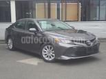 Foto venta Auto usado Toyota Camry 4p LE L4/2.5 Aut (2018) color Gris precio $345,000