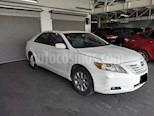 Foto venta Auto usado Toyota Camry 4p XLE Aut V6 A/A E/E Q/C Piel (2009) color Blanco precio $115,000