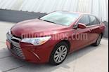 Foto venta Auto usado Toyota Camry LE 2.4L (2016) color Rojo precio $225,000