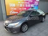 Foto venta Auto usado Toyota Camry LE 2.5L (2015) color Gris precio $190,500