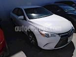 Foto venta Auto usado Toyota Camry LE 2.5L (2017) color Blanco precio $269,000