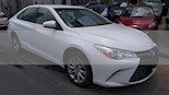 Foto venta Auto usado Toyota Camry LE 2.5L (2017) color Blanco precio $249,000