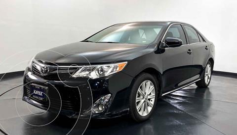 Toyota Camry XLE 2.5L usado (2014) color Negro precio $189,999