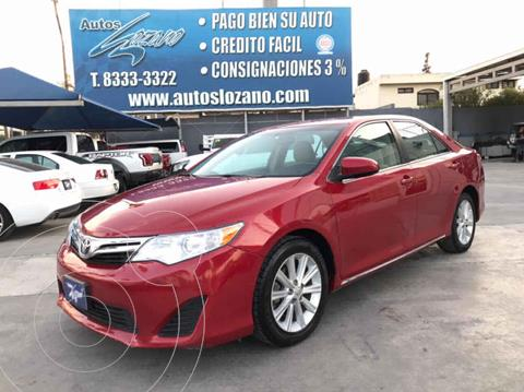 Toyota Camry LE 2.4L usado (2012) color Rojo precio $159,900