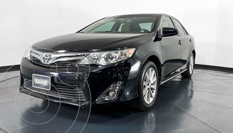 Toyota Camry XLE 3.0L V6 usado (2013) color Negro precio $184,999