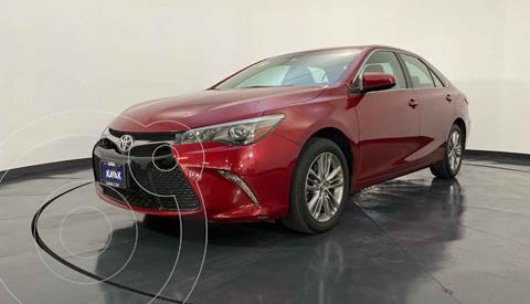 Toyota Camry XSE 3.5L V6 usado (2015) color Rojo precio $249,999