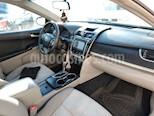 Toyota Camry LE 2.4L usado (2012) color Blanco precio $155,000