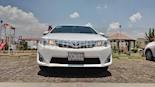 foto Toyota Camry XLE 2.5L Navegación usado (2012) color Blanco precio $168,000