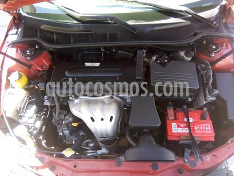 Toyota Camry LE 2.4L usado (2007) color Rojo precio $78,000
