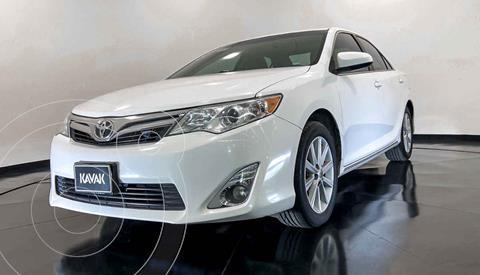 Toyota Camry XLE 2.5L usado (2014) color Blanco precio $202,999