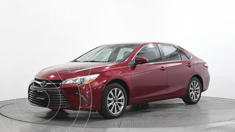 Toyota Camry XLE 2.5L Navi usado (2015) color Rojo precio $218,733