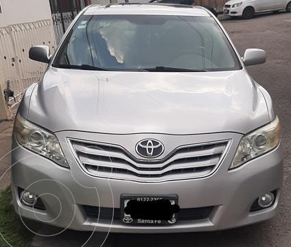 Toyota Camry XLE 2.5L usado (2010) color Plata precio $127,000