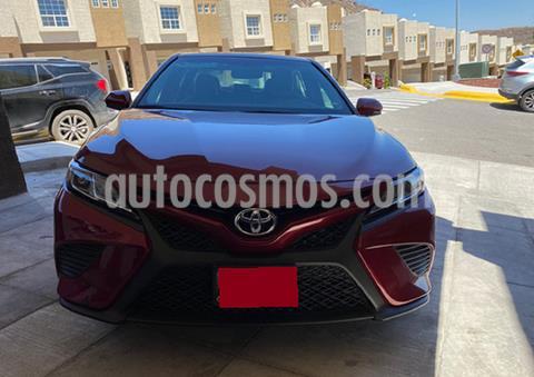 Toyota Camry SE 2.5L usado (2018) color Rojo precio $230,000