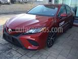 Foto venta Auto usado Toyota Camry SE 2.5L (2019) color Rojo precio $420,000
