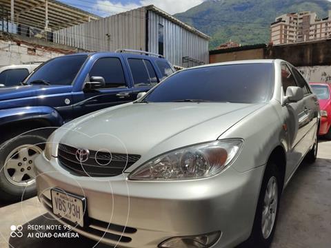 Toyota Camry Lumiere usado (2002) color Plata precio u$s5.300