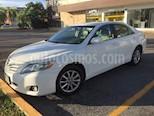 Foto venta Auto usado Toyota Camry XLE 2.4L (2011) color Blanco precio $139,000