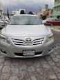 Foto venta Auto usado Toyota Camry XLE 2.4L (2011) color Plata precio $130,000