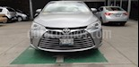 Foto venta Auto usado Toyota Camry XLE 2.4L (2017) color Plata precio $280,000