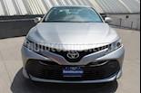 Foto venta Auto usado Toyota Camry XLE 2.4L (2019) color Plata precio $452,000