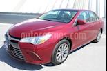 Foto venta Auto usado Toyota Camry XLE 2.5L Navegacion (2015) color Rojo precio $249,000