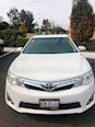 Foto venta Auto usado Toyota Camry XLE 2.5L Navegacion (2014) color Blanco precio $220,000