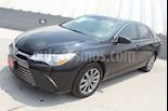 Foto venta Auto usado Toyota Camry XLE 2.5L Navegacion (2017) color Negro precio $329,000