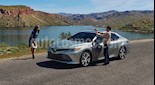 Foto venta Auto nuevo Toyota Camry XLE 2.5L Navi color Plata Metalico precio $522,200