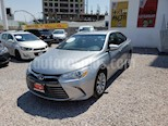 Foto venta Auto usado Toyota Camry XLE 2.5L (2016) color Plata precio $239,000