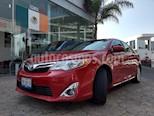 Foto venta Auto usado Toyota Camry XLE 2.5L (2014) color Rojo precio $230,000