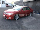 Foto venta Auto usado Toyota Camry XLE 2.5L (2014) color Rojo precio $219,000
