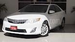 Foto venta Auto usado Toyota Camry XLE 3.5L V6 (2014) color Blanco precio $195,000