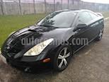 Toyota Celica  GTS Sinc. usado (2001) color Negro precio u$s3.650