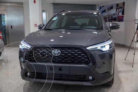 Toyota Corolla Cross 2.0 SEG CVT nuevo color Azul precio $5.580.000