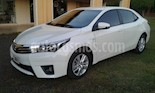 Foto venta Auto Usado Toyota Corolla - (2014) color Blanco precio $420.000